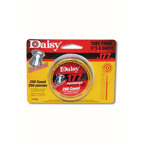 Daisy .177 Cal. Flat Pellets - 250 Tin