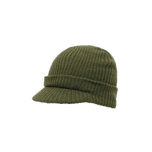 Decky Olive 605 GI Style Jeep Caps