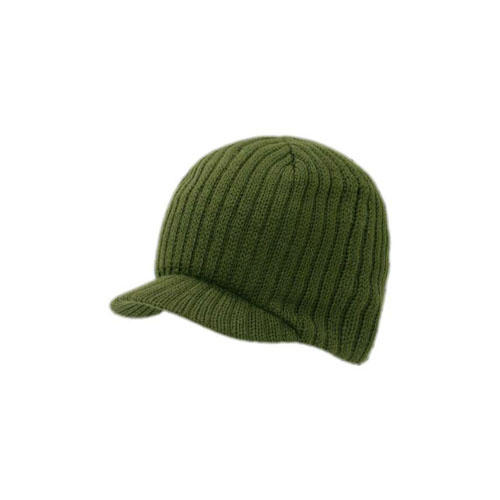 Decky Olive 621 Campus Jeep Cap