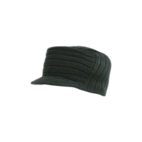 Decky Black 963 Flat Top Jeep Cap