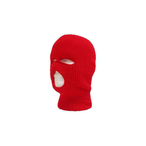 Decky Red 970 Tactical Masks 3 Holes