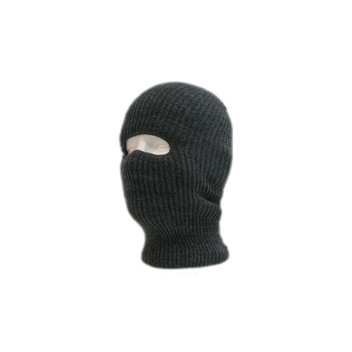 Decky Charcoal 971 Tactical Masks 1 Hole