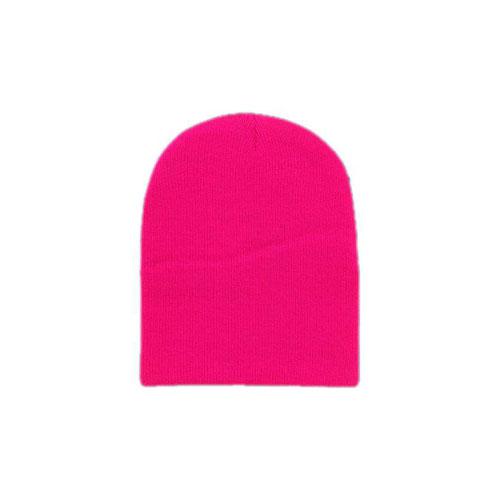 Decky Hot Pink KCS Beanies