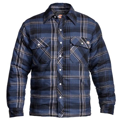 Snap Front Plaid Shirt