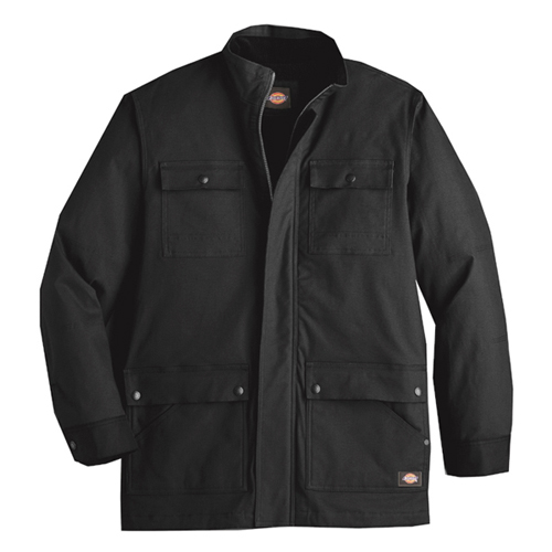 Sanded Duck Sherpa Lined Coat