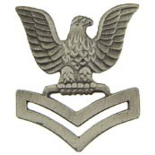 Eagle Emblems P10152 USN 1 Inch RT Off .2cl Petty Pin