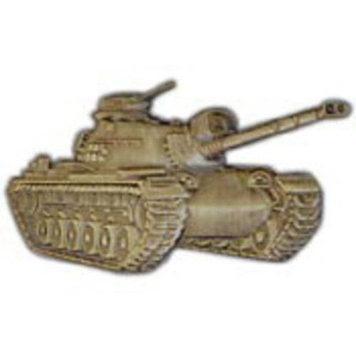 Eagle Emblem 2 Inch M48 Large Tank Pin
