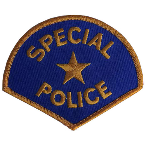 Eagle Emblems Special Police Patch