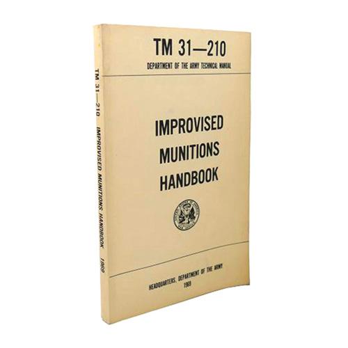Emco Improvised Munitions Handbook (TM 31-210)