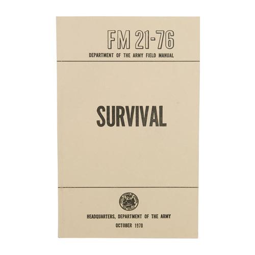 Emco Survival Handbook (FM 21-76)