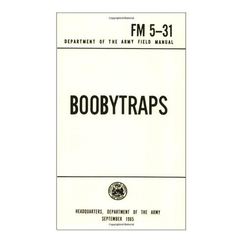Emco Boobytraps Handbook (FM 5-31)