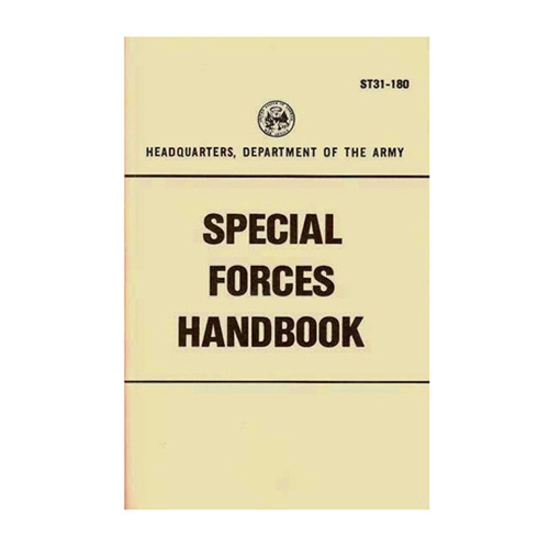 Emco Special Forces Handbook (ST31-180)