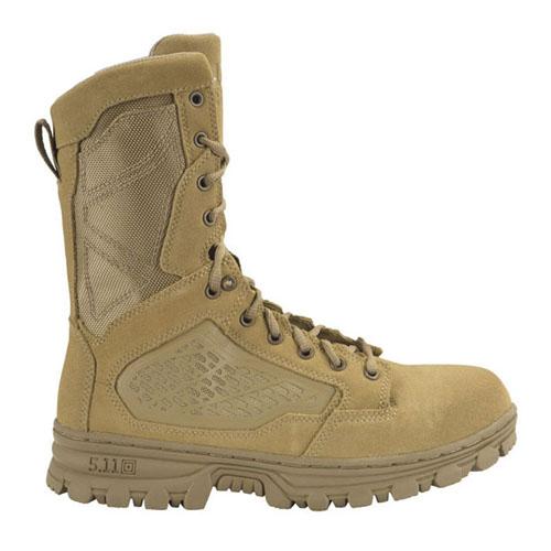 5.11 Tactical EVO 8 Inch Desert Side Zip Boot