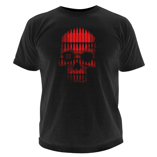 5.11 Tactical Bullet Skull T-Shirt