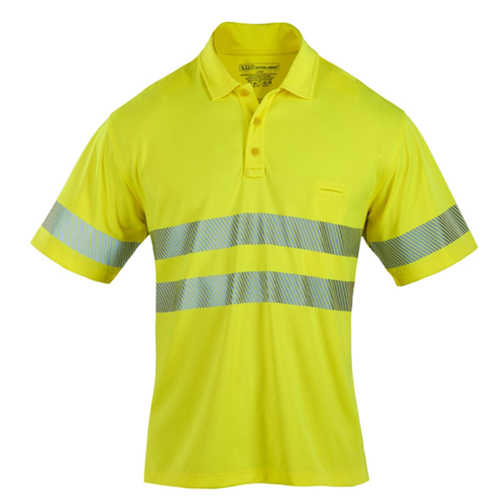 5.11 Tactical High-Visibility Short Sleeve Polo