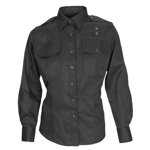 5.11 Tactical Womens Twill PDU Class A Long Sleeve Shirt