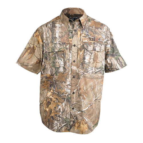 5.11 Tactical Realtree X-TRA Short Sleeve Pro Shirt