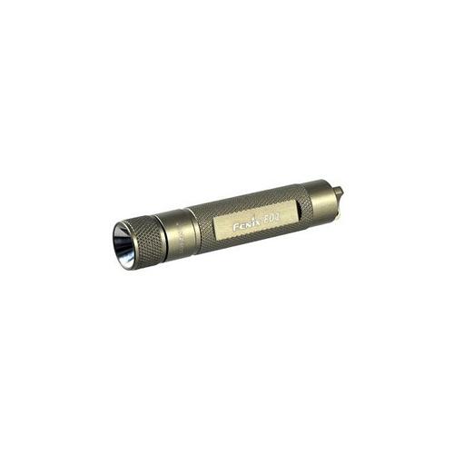 Fenix E01 - 10 Lumen Olive Flashlight