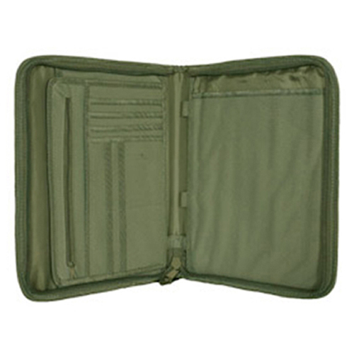 Olive Drab Document Portfolio