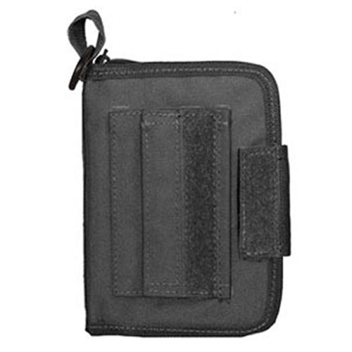 Field Notebook 7 Inch Black Organizer Case