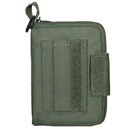 Field Notebook 9 Inch Olive Drab Organizer Case