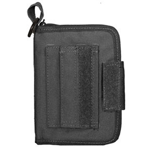 Field Notebook 9 Inch Black Organizer Case