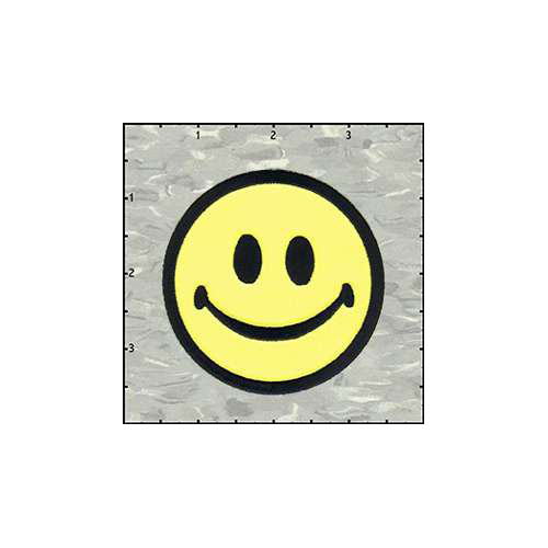 Smiley Classic 3 Inches Patch