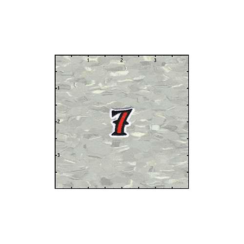 Reeds Tattoo Alphabet 7 Patch