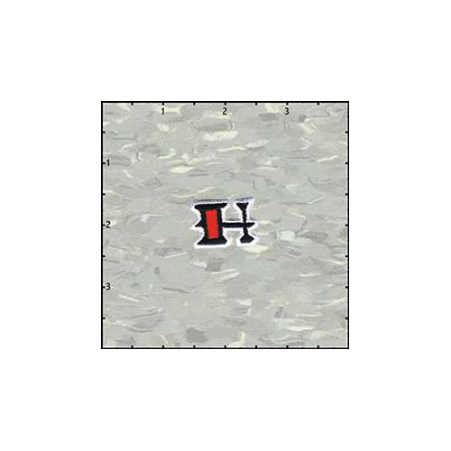 Reeds Tattoo Alphabet H Patch