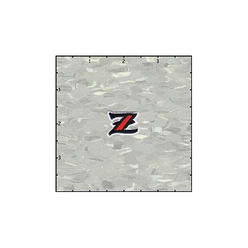 Reeds Tattoo Alphabet Z patch