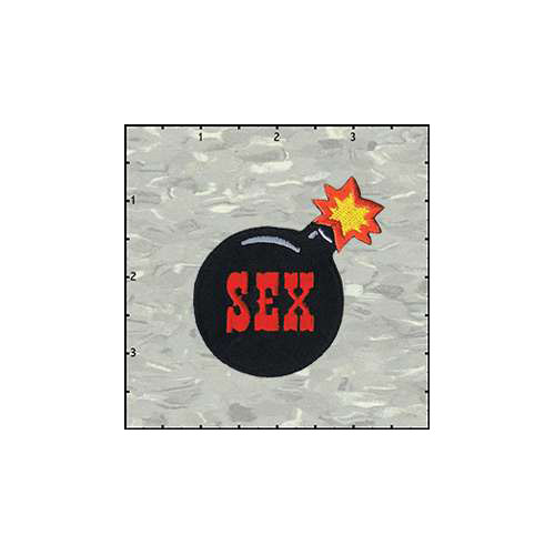 Bomb Sex Bomb Patch