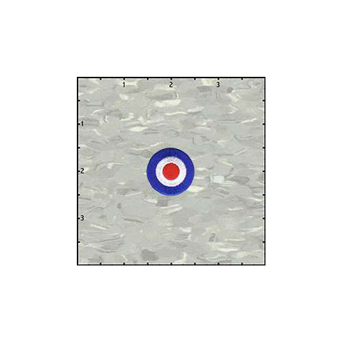 Mod Target 1 Inches Patch