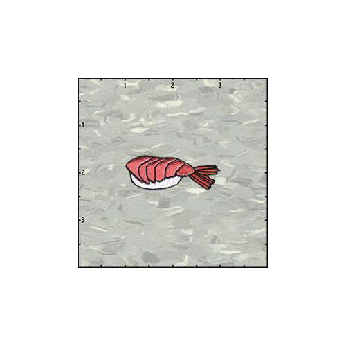 Sushi EBI Patch