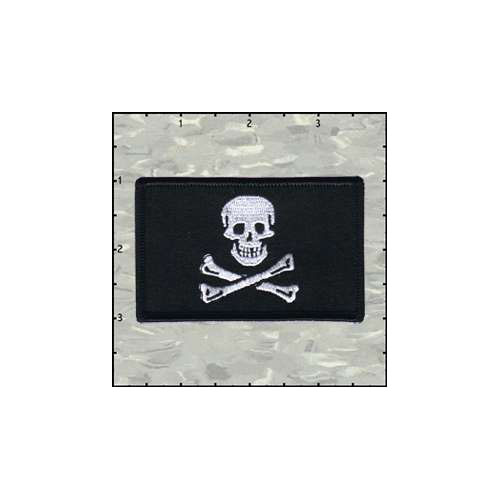 Fuzzy Dude Flag Jolly Roger