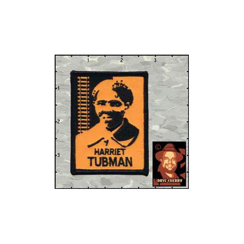 Fuzzy Dude Dave Cherrys Harriet Tubman