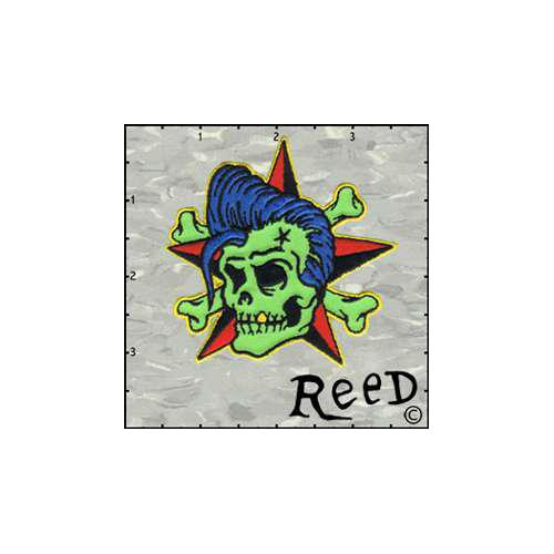Reeds Rockin Billy Patch