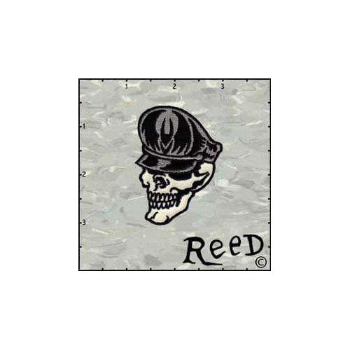 Fuzzy Dude Reeds Skull Master