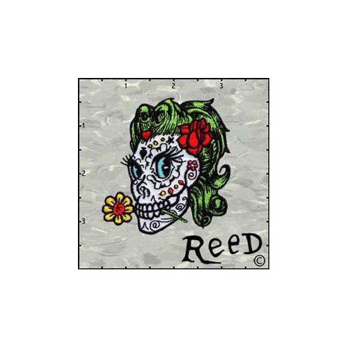 Fuzzy Dude Reeds Sugar Betty Skull