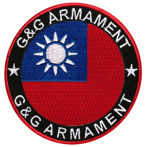National Flag Patch