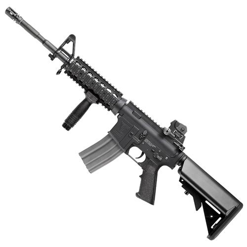 TR16 R4 Commando Full Metal Airsoft Rifle