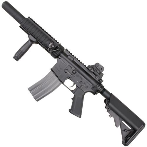 TR4 CQB-S AEG Rifle - Black