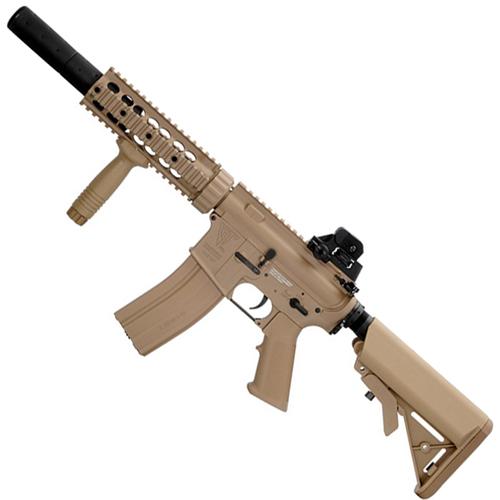 TR4 CQB-S AEG Rifle - Desert
