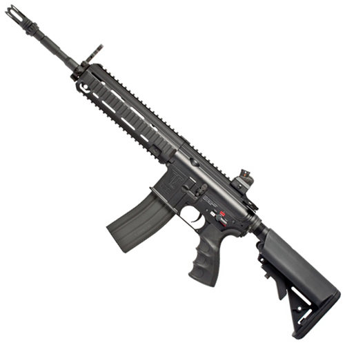 Top Tech TR4-18 Full Metal AEG Airsoft Rifle