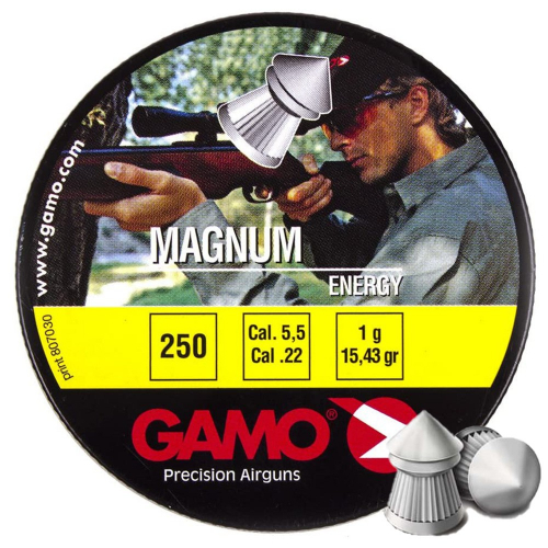 Magnum Pellets .177 Cal. Tins Of 250 - Blister