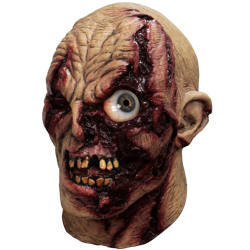 Frantic Eye Zombie Mask