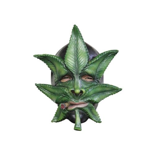 Weed Leaf Face Mask