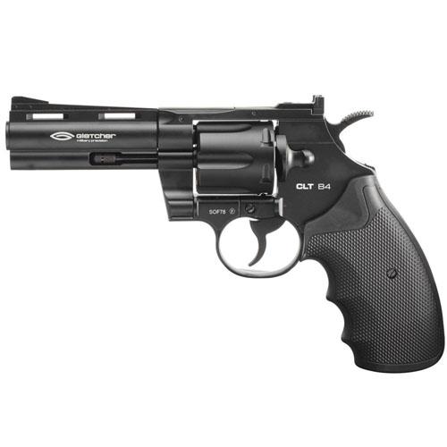 CLT B4 Full Metal BB Revolver
