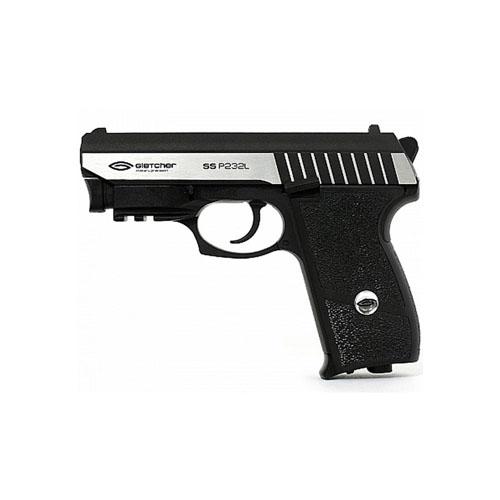 Steel 4.5 mm Blowback Air pistol