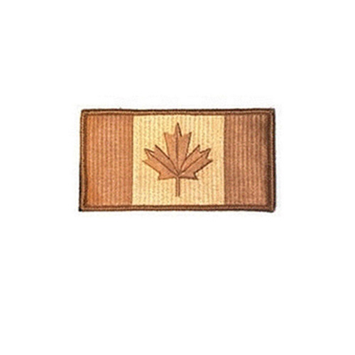 Large Desert Canada 3 3/8 x 2 Inch Patch Iron On