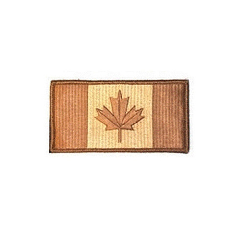 Small Desert Canada 2 x 1 Inch Patch Iron On